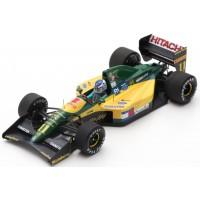 LOTUS 107 GP France'92 #11, M.Hakkinen