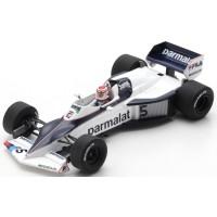 BRABHAM BT52 GP Monaco'83 #5, 2nd N.Piquet