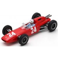 LOTUS 24 GP Italy'62 #24, N.Vaccarella