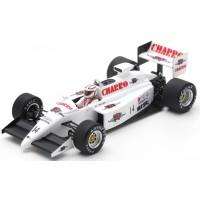 AGS JH22 GP SanMarino'87 #14, P.Fabre