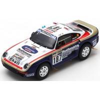 PORSCHE 959 Rally ParisDakar'86 #187, R.Kussmaul / W.Unger