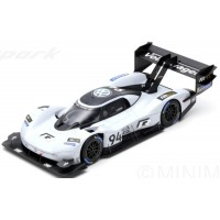VOLKSWAGEN I.D. R PikesPeak'18 #94, winner R.Dumas