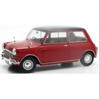 AUSTIN Mini Cooper Mk1, 1961, red/black roof