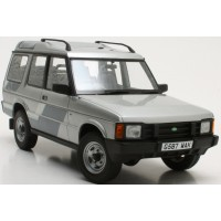 LAND ROVER Discovery Mk1, 1989, silver
