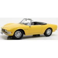 FIAT Dino Spyder, 1966, yellow