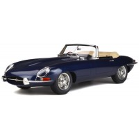 JAGUAR E-type Roadster, 1961, d.blue (limited 500)