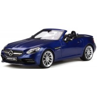 MERCEDES-AMG SLC 43, 2016, brilliant blue (limited 500)