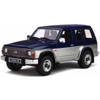 NISSAN Patrol GR, 1992, blue/silver (limited 1500)