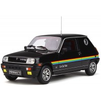 RENAULT 5 Le Car Van, 1980, black (limited 1500)