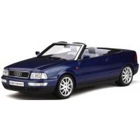 AUDI 80 Cabriolet, 1998, santorin blue