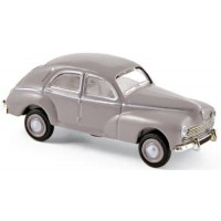 PEUGEOT 203, 1955, grey