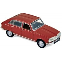 RENAULT 16 Super, 1966, d.red