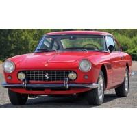 FERRARI 250 GT-E Coupé 2+2, 1960, red