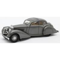 BENTLEY 4.25 Pillarless Saloon Carlton, 1937, met.grey