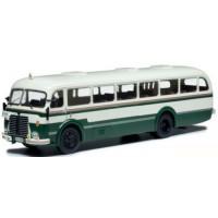 SKODA 706 RO, green/white
