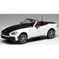 FIAT Abarth 124 Spider Turismo, white