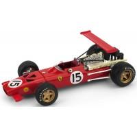 FERRARI 312 F1 GP Spain'69 #15, Amon