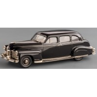 CADILLAC 75 Limousine, 1947, black