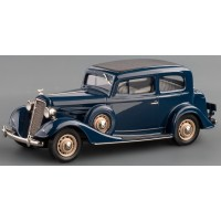 CHEVROLET 2-door Sedan, 1934, adniral blue