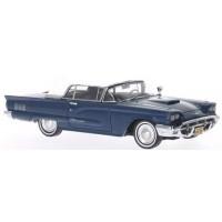 FORD Thunderbird Hardtop, 1960, met.blue/white roof