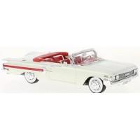 CHEVROLET Impala Convertible, 1960, white