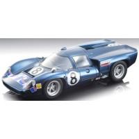 LOLA T70 24h Daytona'69 #8, 2nd E.Leslie / L.Motschenbacher