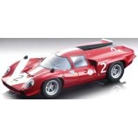 LOLA T70 BrandsHatch'67 #2, (ab) J.Surtees / D.Hobbs