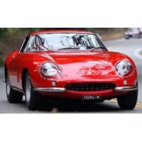 FERRARI 275 GTB/C, 1966, red