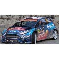FORD Fiesta R5 WRC Rally MonteCarlo'19 #21, 7th Greensmith / Edmonson