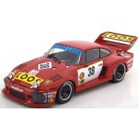 PORSCHE 935 24h LeMans'77 #38, Schenken Hezemans / Heyer (limited 1000)