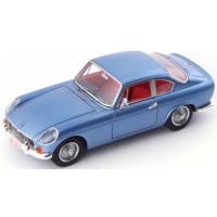 MG B Coune, 1964, met.blue