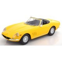FERRARI 275 GTB/4 NART Spyder, 1967, yellow  (alloy rims) (limited 250)