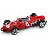 FERRARI 156 F1 GP Italy'61 #4, W.VonTrips (limited 250)