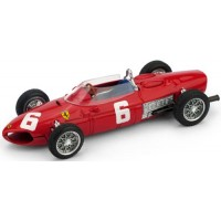 FERRARI 156 F1 GP Italy'61 #6, R.Ginther (limited 250)