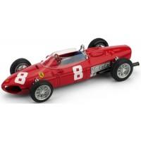 FERRARI 156 F1 GP Italy'61 #8, P.Rodriguez (limited 250)