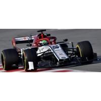 SAUBER ALFA ROMEO Racing C38 #99, 2019, A.Giovinazzi