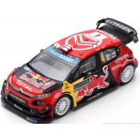 CITROËN C3 WRC Rally MonteCarlo'19 #4, E.Lappi / J.Ferm