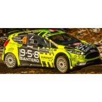 FORD Fiesta R5 Rally MonteCarlo'19 #44, D.Riccio / M.Cicognini