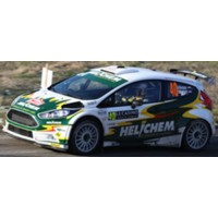 FORD Fiesta R5 Rally MonteCarlo'19 #40, H.Vossen / E.Berkhof