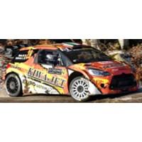 CITROËN DS3 WRC Rally MonteCarlo'19 #20, M.Miele / L.Beltrame