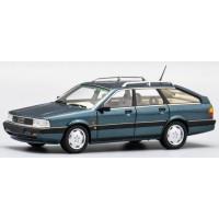 AUDI 200 Avant 20V Quattro, 1991, met.largo blue (limited 370)