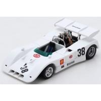 BRM P167 Interserie Hockenheim'71 #38, winner B.Redman (limited 500)