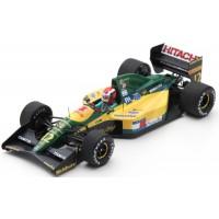 LOTUS 107 GP France'92 #12, J.Herbert
