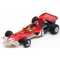 LOTUS 72D GP Austria'71 #2, 2nd E.Fittipaldi
