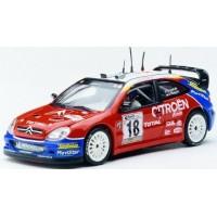 CITROËN Xsara WRC Germany'03 #18, winner