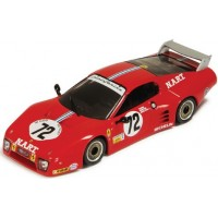 FERRARI 512 BB LM LeMans'82 #72, 9th Cudini / Morton / Paul