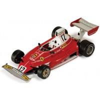 FERRARI 312 T GP Monaco'75 #12, winner Lauda