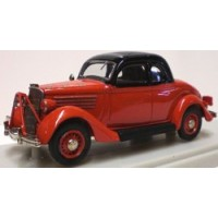 FORD Sport Coupe Fire Brigade Detroit