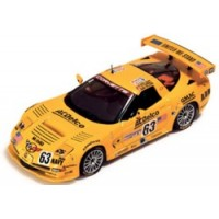 CHEVROLET Corvette C5-R LeMans'02 #63, 11th Fellows / O'Connell / Gavin