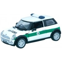 BMW Mini Cooper-Munich Police